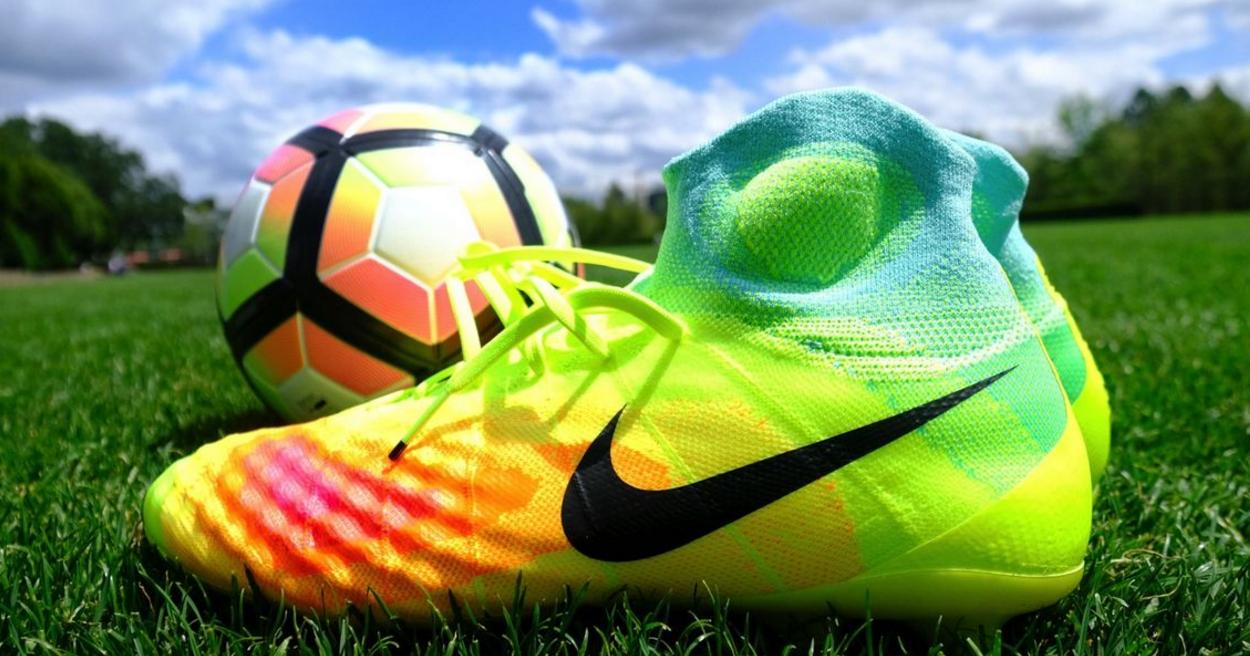 Nike cleat
