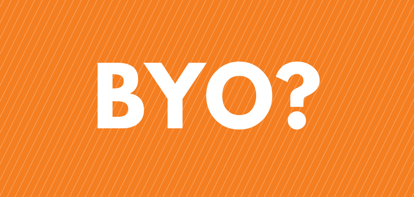 BYOD and BYOT