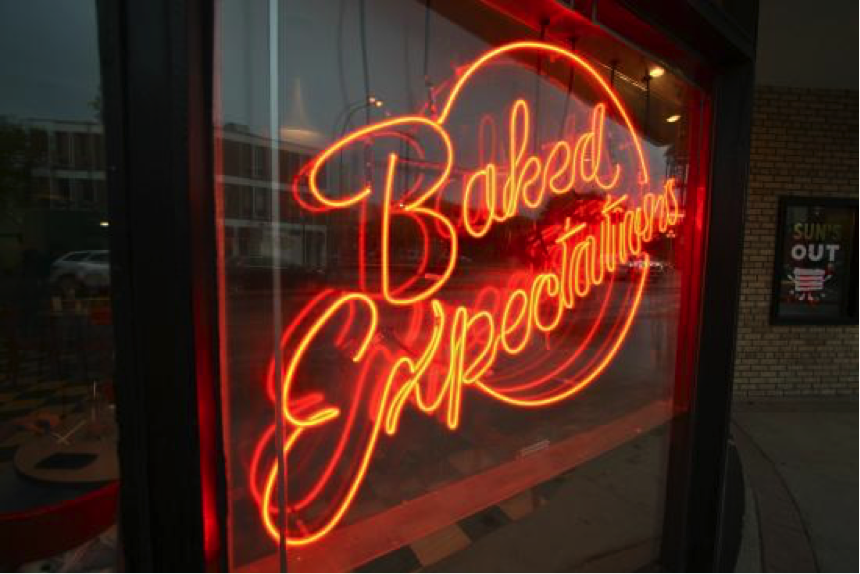 Baked Expectations Winnipeg