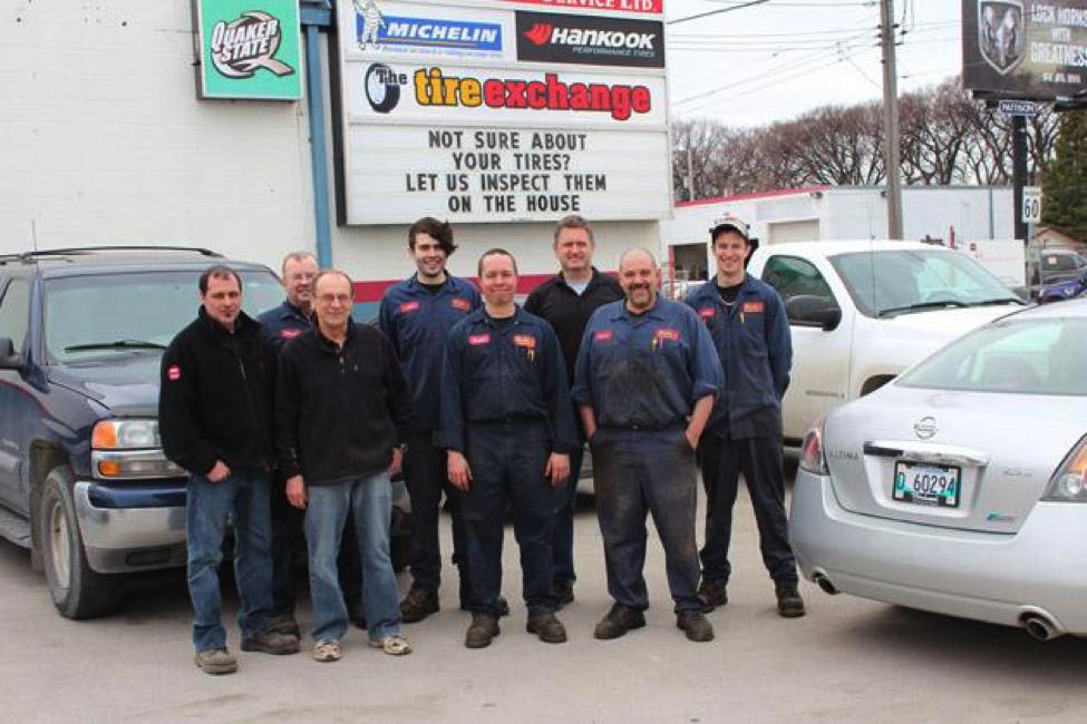 Rudy's Auto Service Winnipeg