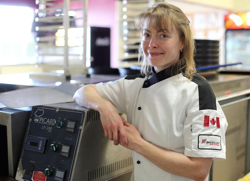 Diana's Cucina Winnipeg pizza restaurant