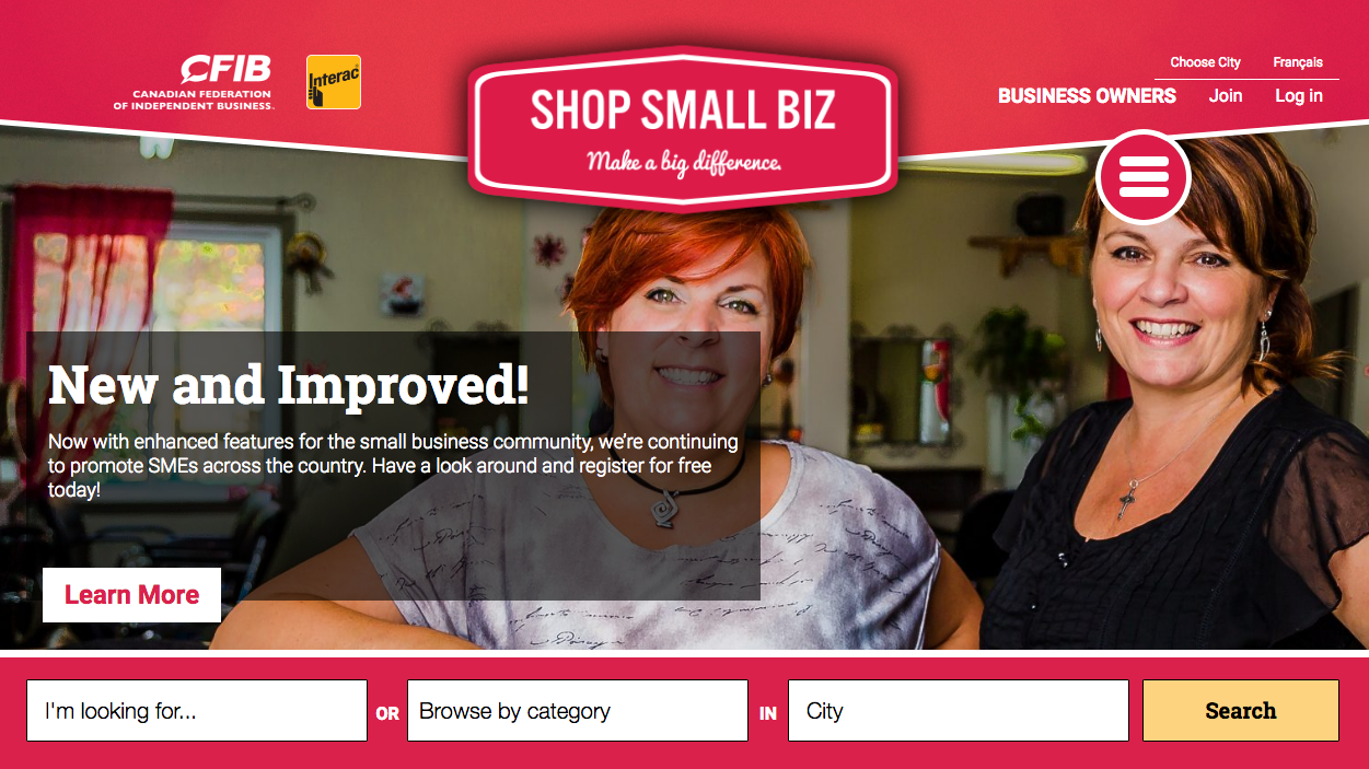 shop small biz