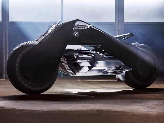 BMW motorcycle innovation