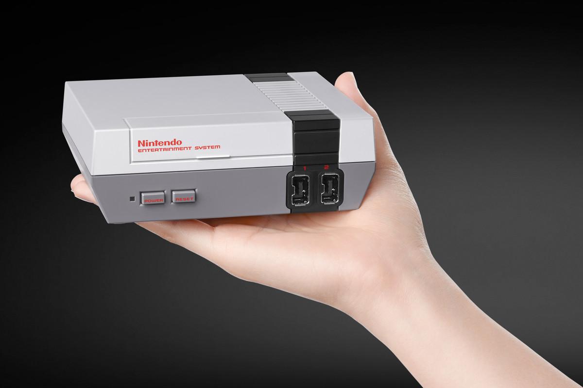 Nintendo classic launch