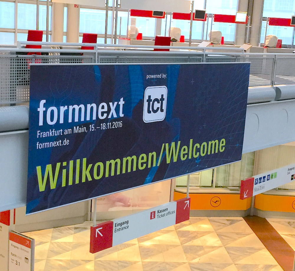 formnext 2016 conference