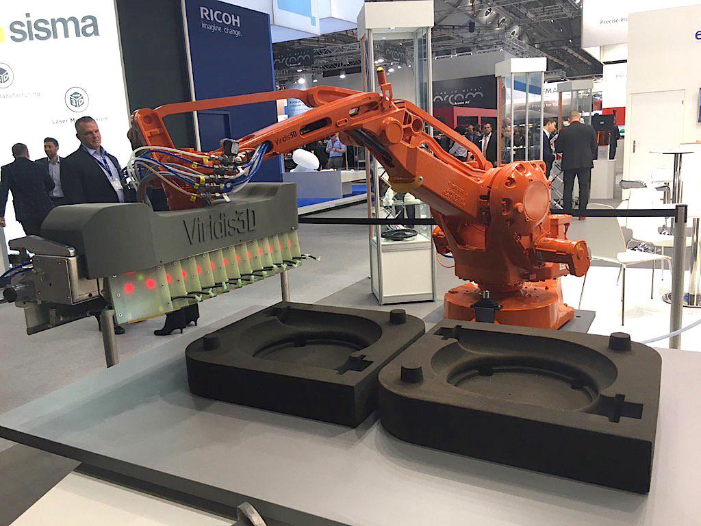 formnext conference robotics