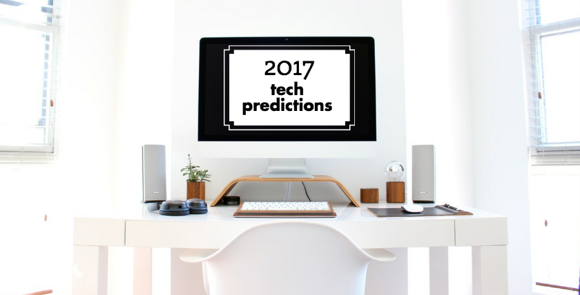 2017 tech predictions