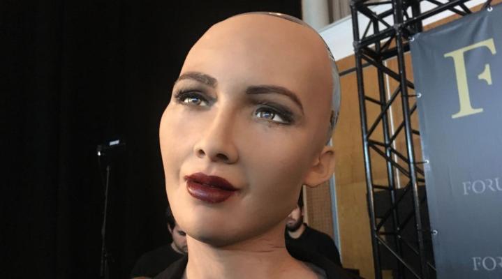 Robots CES 2017