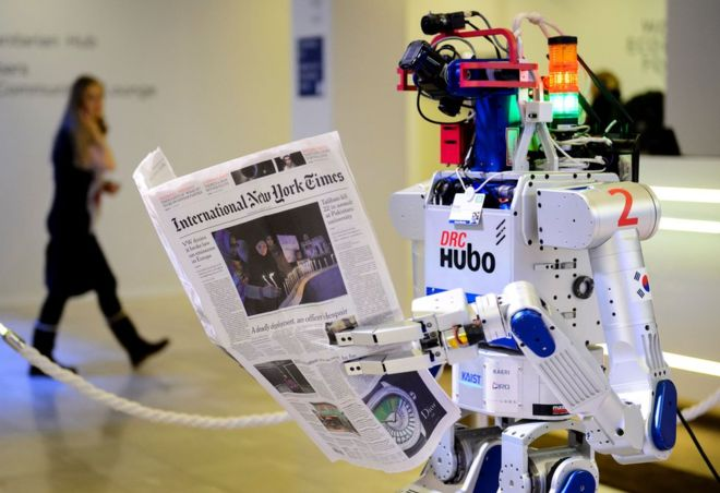 AI Artificial Intelligence replaces workers
