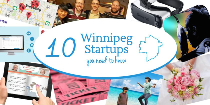 Winnipeg startups