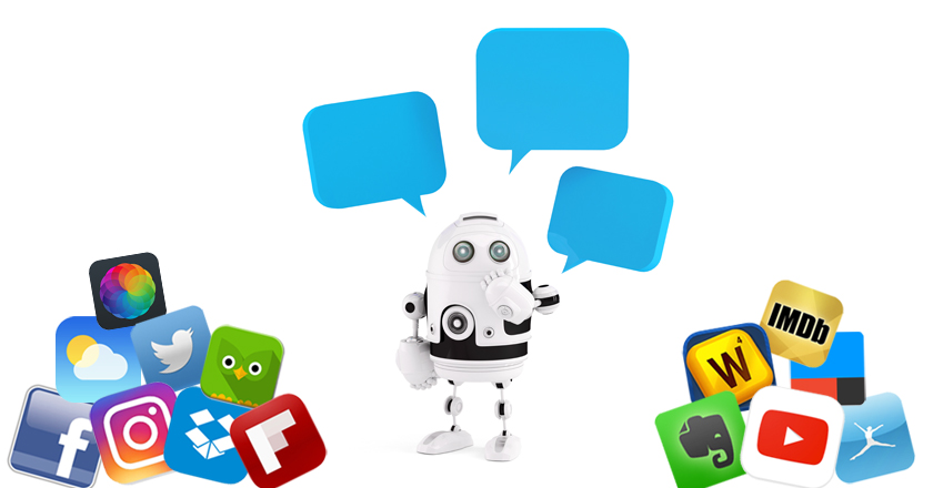 Chatbot end apps