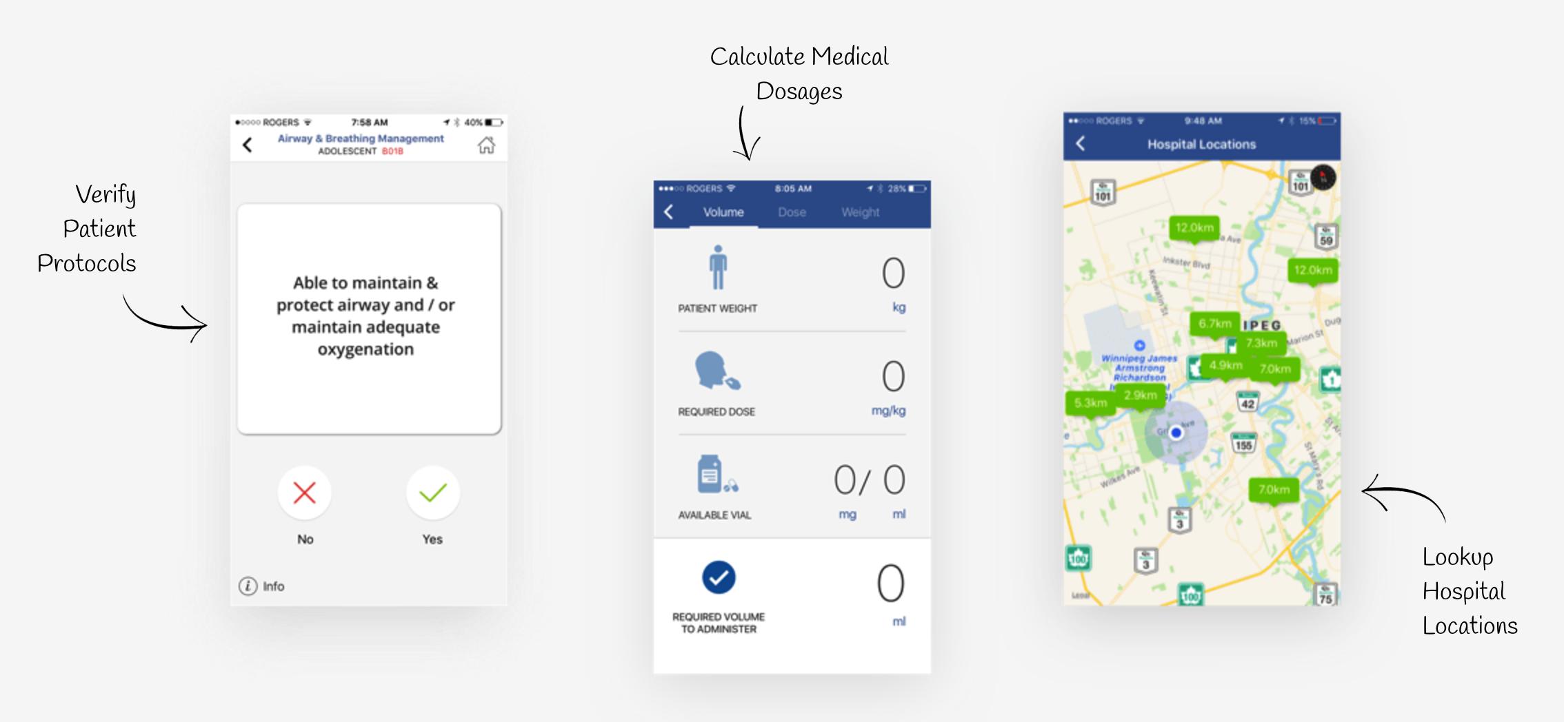 MedicHero Interface