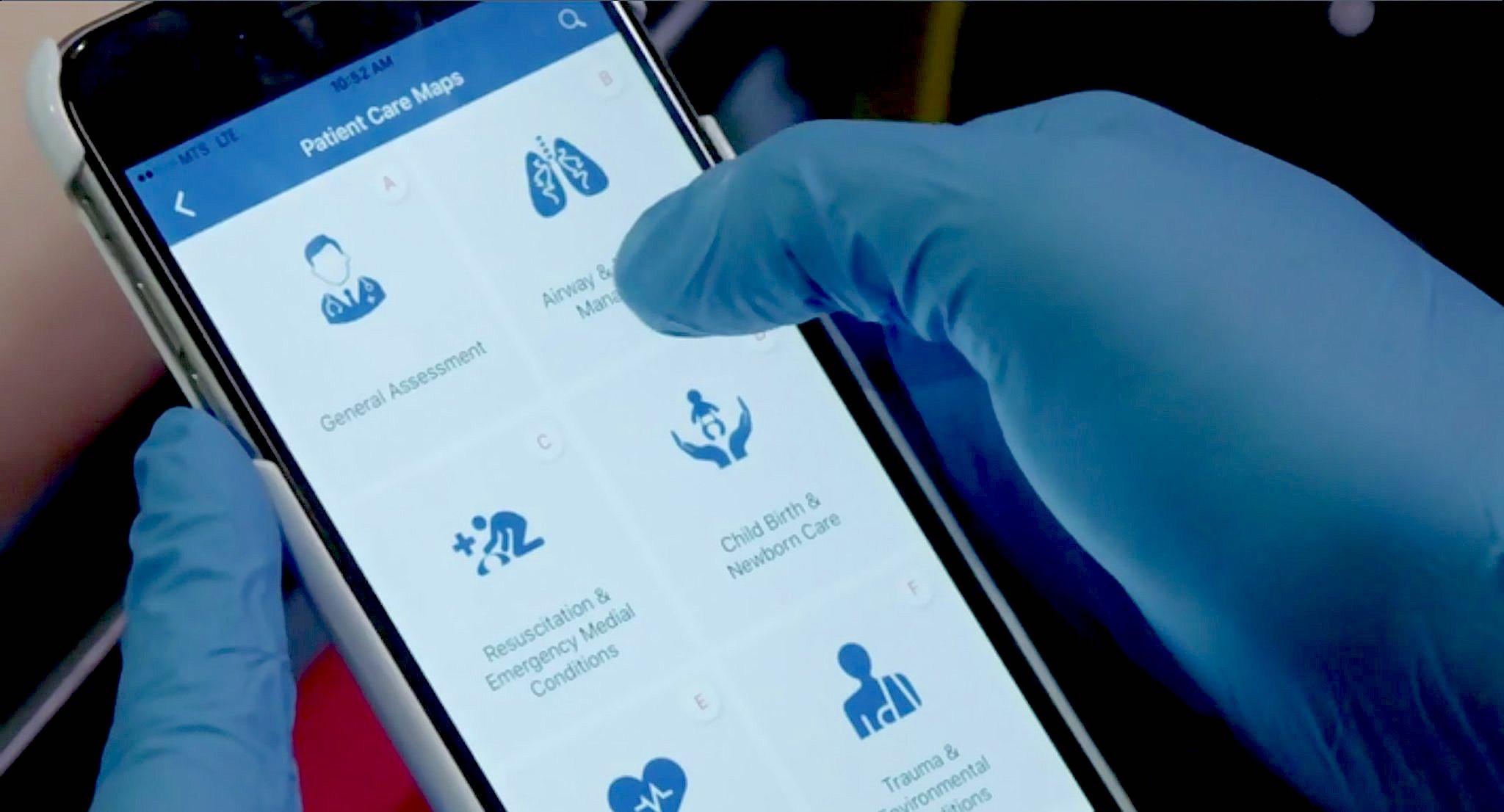 MedicHero app