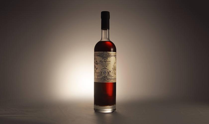 Lost Spirits whiskey
