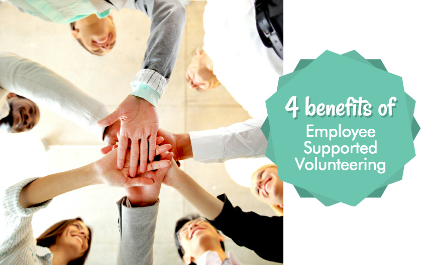 employee supported volunteering