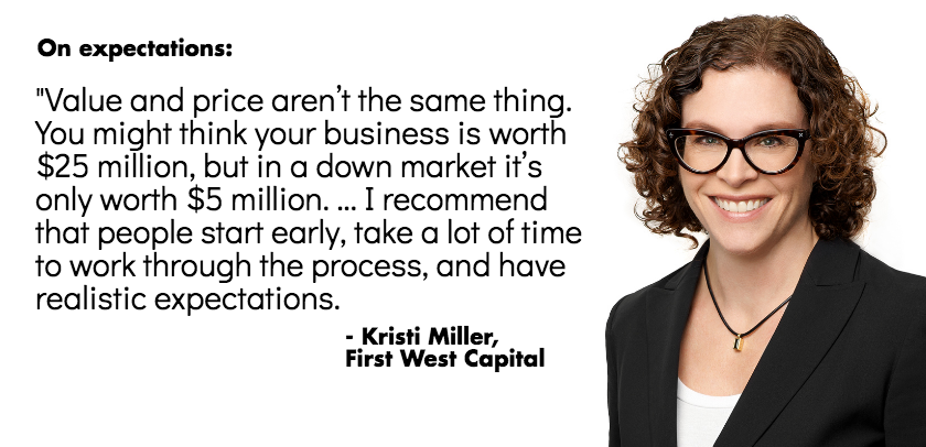 kristi miller business valuation