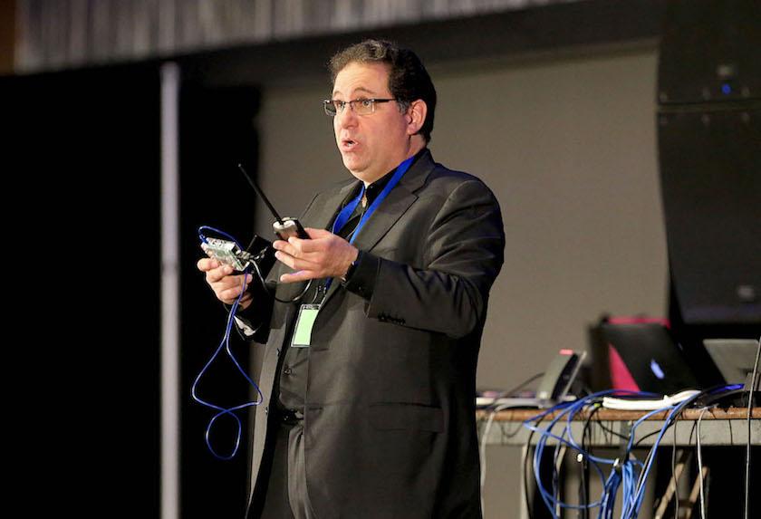 Hacker Kevin Mitnick WCISC