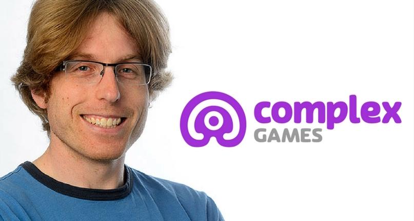 Complex Games co-founder, Noah Decter-Jackson