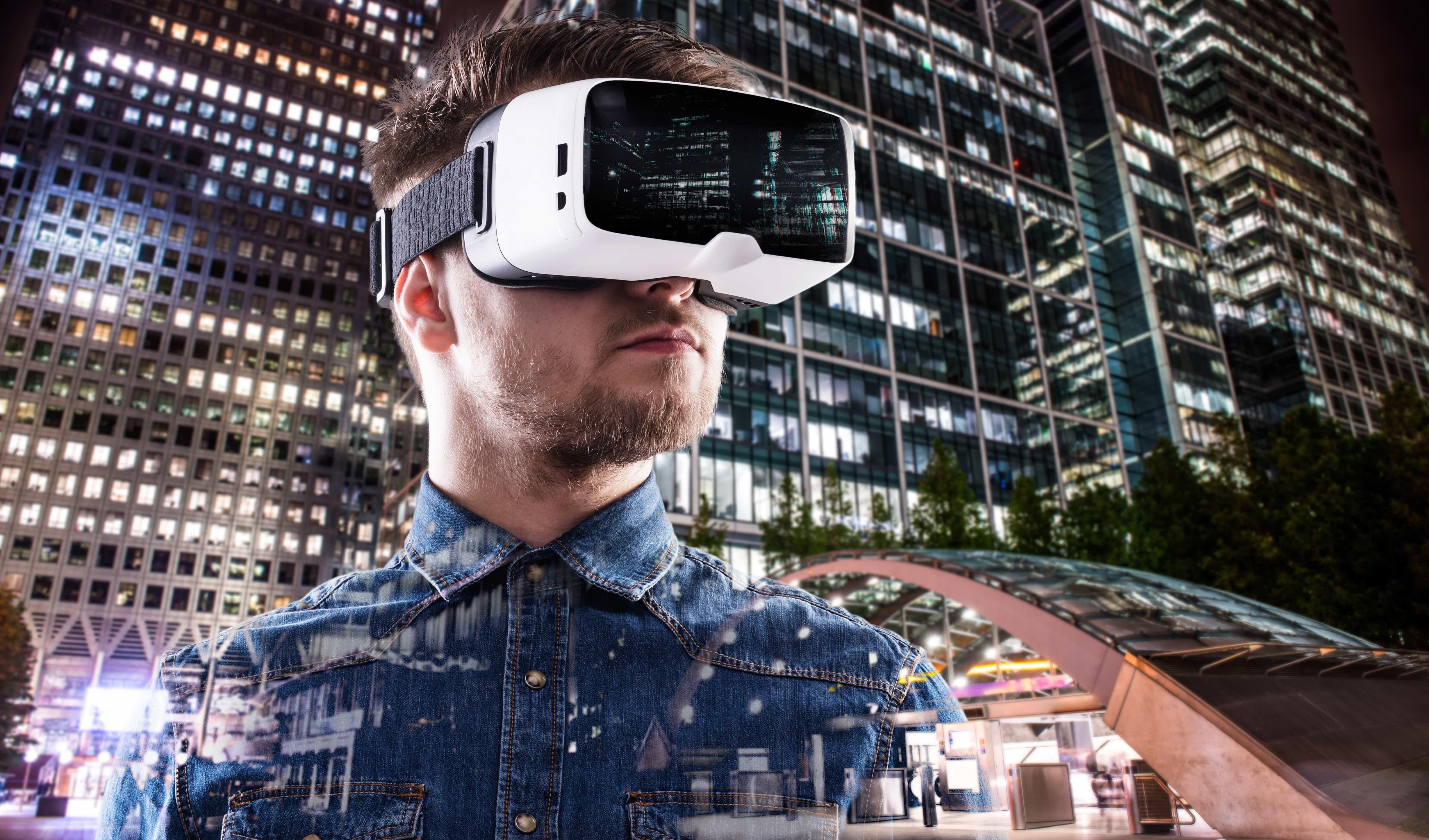 On-demand VR