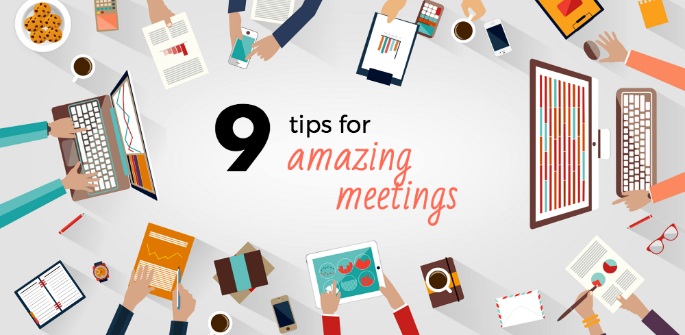 amazing meeting tips