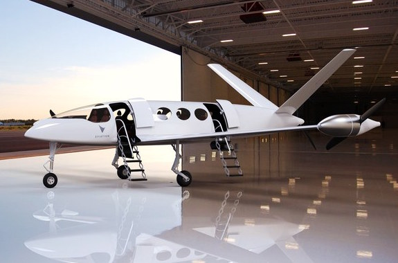 Eviation Aircraft's electric jet, 'Alice'