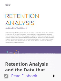 Retention Analysis and the Data that Drives it