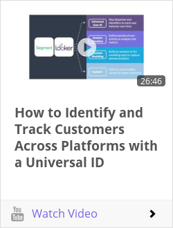 How to Identify and Track Customers Across Platforms with a Universal ID