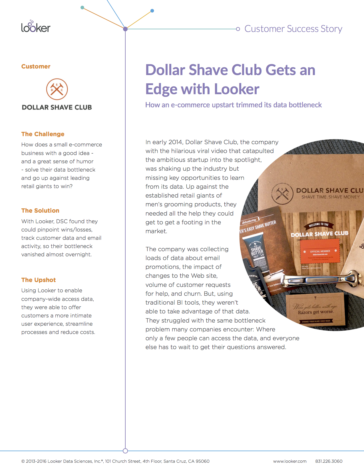 Case Study: Dollar Shave Club
