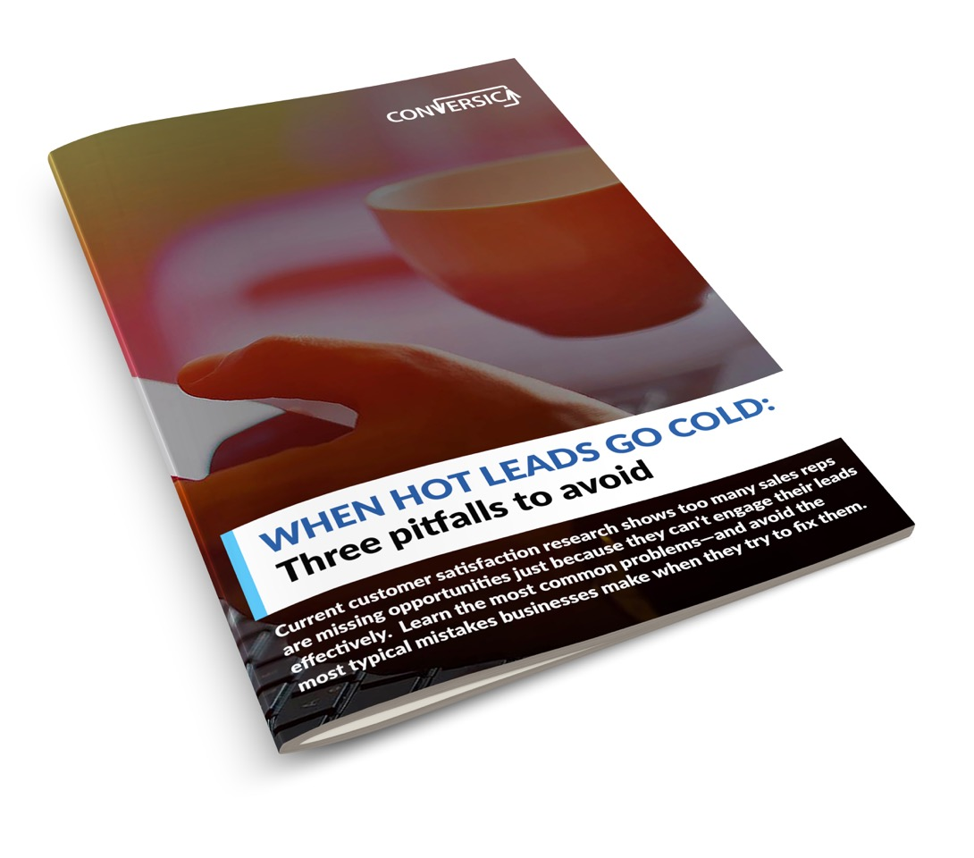eBook: Qualifying Sales Leads: Three Pitfalls to Avoid