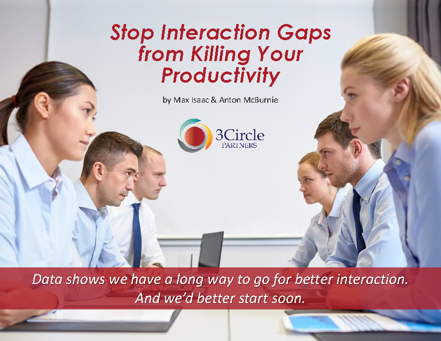 Stop Interaction Gaps from Killing Your Productivity