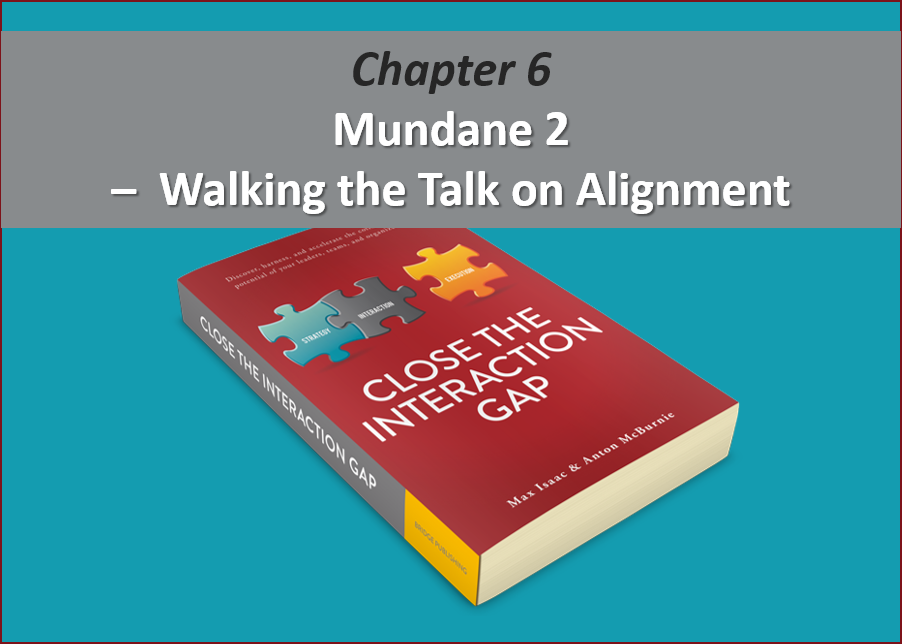 Close The Interaction Gap Chapter 6