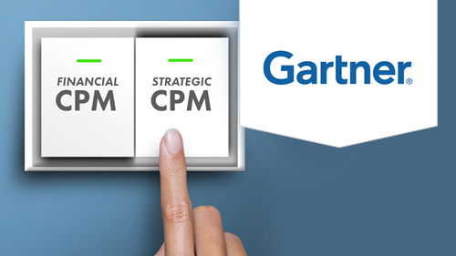 Gartner Magic Quadrant for Strategic and Financial CPM Solutions 2016