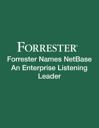 The Forrester Wave™: Enterprise Social Listening Platforms, Q1 2016 Report