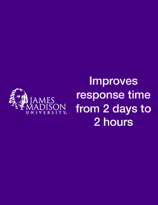 James Madison University increases campus safety and avoids crises with NetBase social analytics