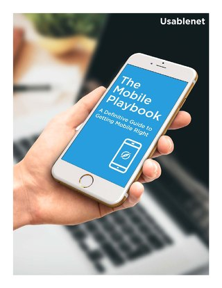 The Mobile Playbook: A Definitive Guide to Getting Mobile Right | White Paper