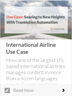 International Airline Use Case