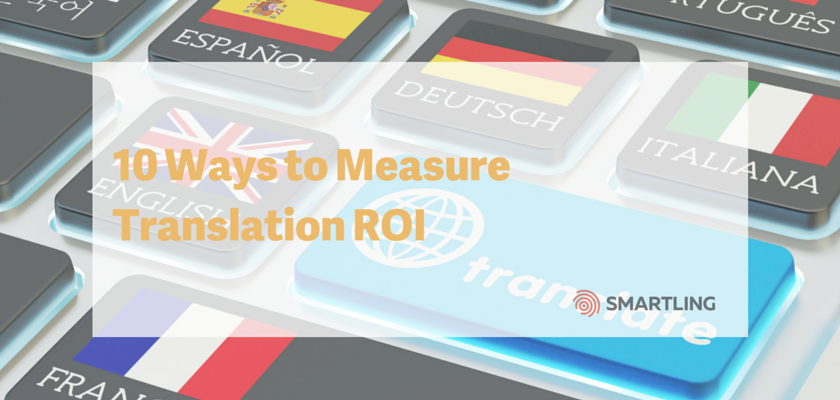10 Ways to Measure Translation ROI