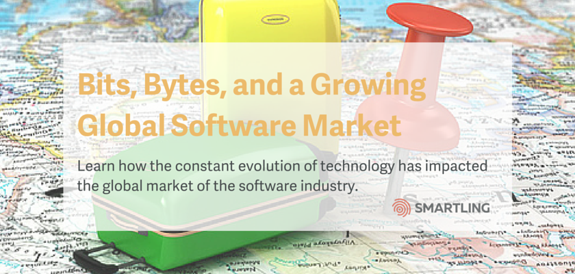 Bits, Bytes, and a Growing Global Software Market