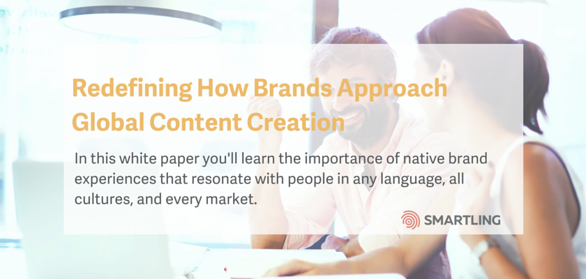 Redefining How Brands Approach Global Content Creation