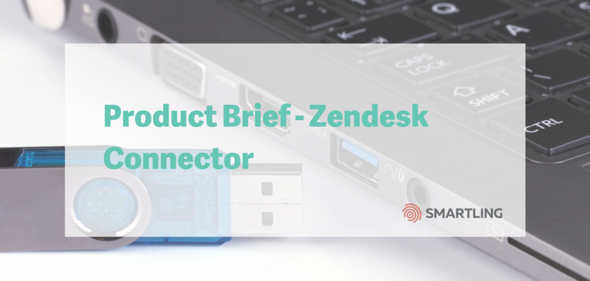 Product Brief - Zendesk Connector