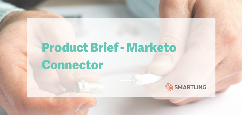 Product Brief - Marketo Connector