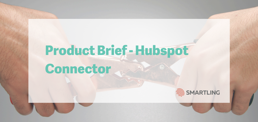Product Brief - Hubspot Connector