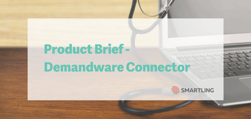 Product Brief - Demandware Connector