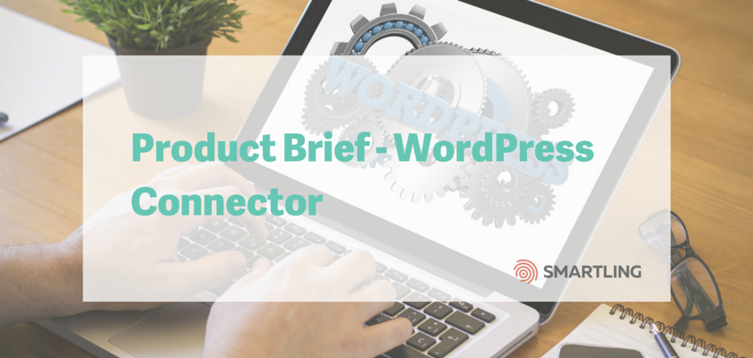 Product Brief - WordPress Connector