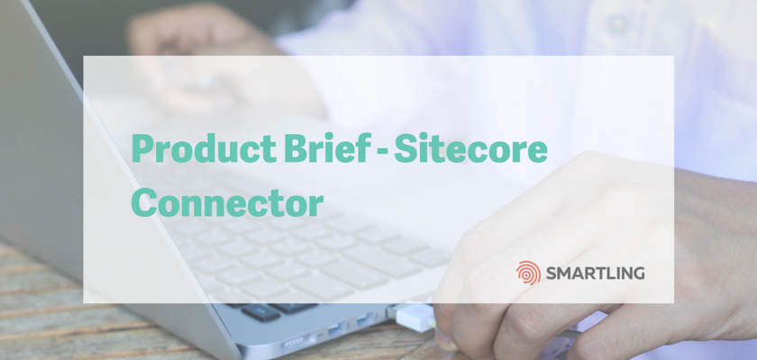 Product Brief - Sitecore Connector