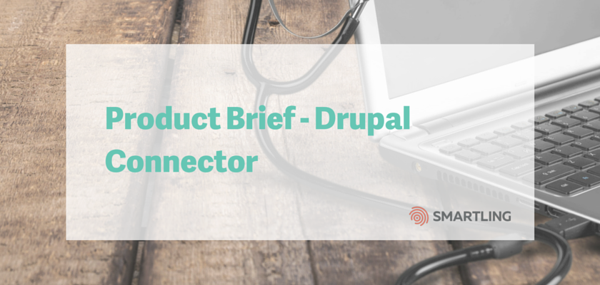 Product Brief - Drupal Connector