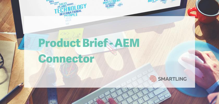 Product Brief - AEM Connector