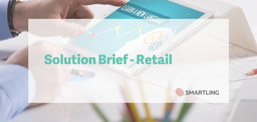 Solution Brief - Retail