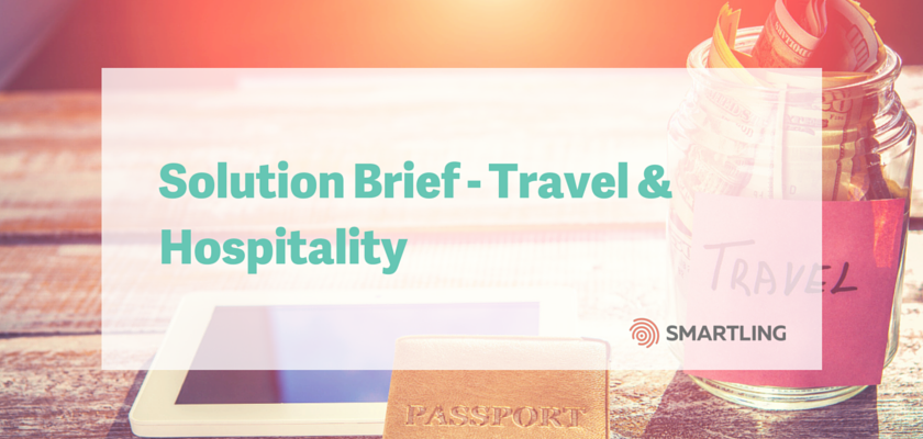 Solution Brief - Travel & Hospitality