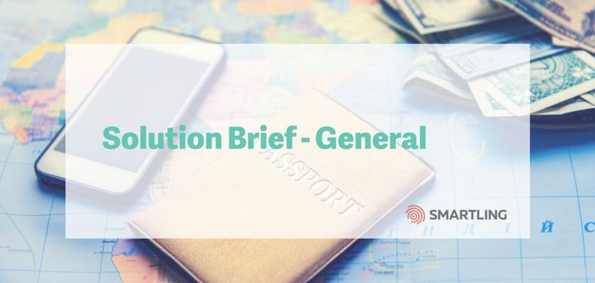 Solution Brief - General